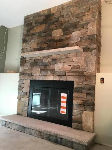 Stoneham Fireplace re design