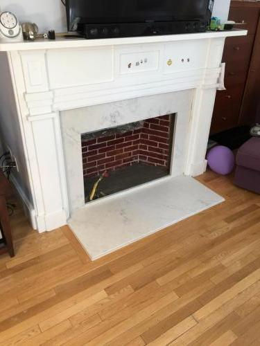 Charlestown fireplace renovate