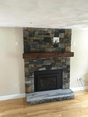 Ipswich Fireplace re design