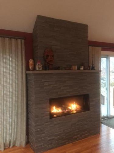 Arlington Fireplace re design
