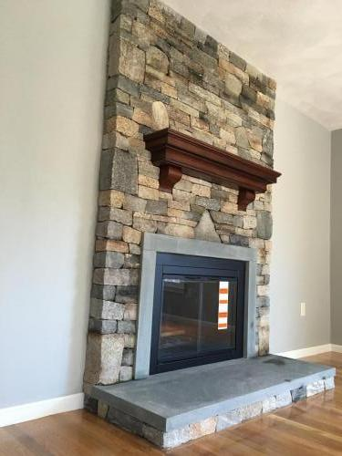 North Andover Fireplace re design