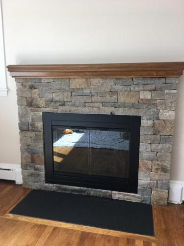 Nahant Fireplace re design