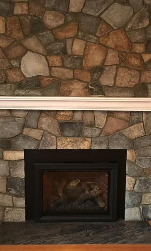 Wakefield Fireplace re design