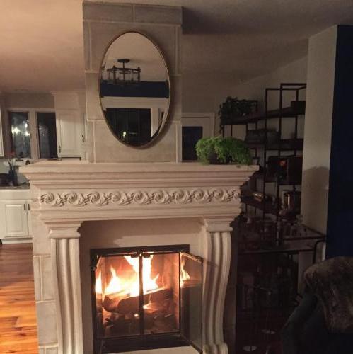 Fireplace Charlestown MA