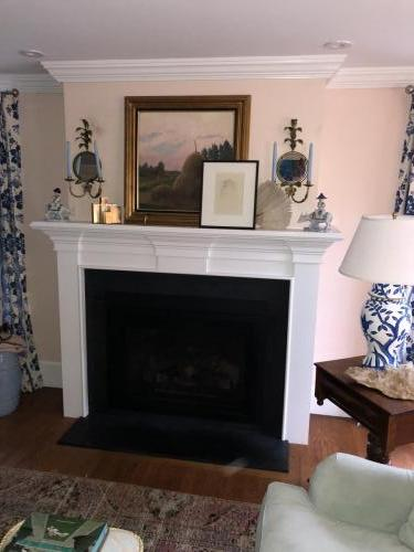Concord MA Redesign Fireplace