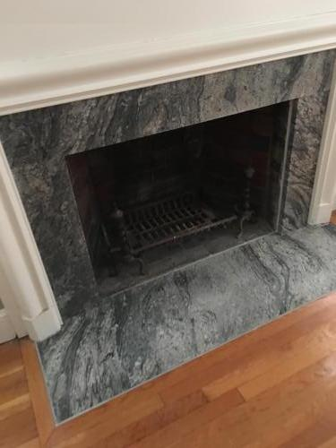 Surround and Hearth stone replacement